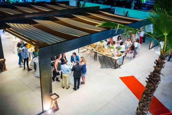 Restaurante en Casar de Cáceres con Jardín exterior