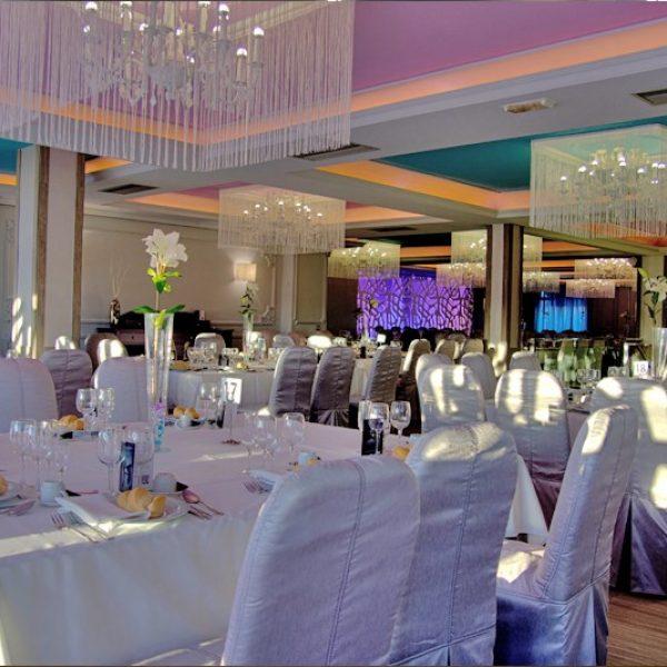 salón boda interior
